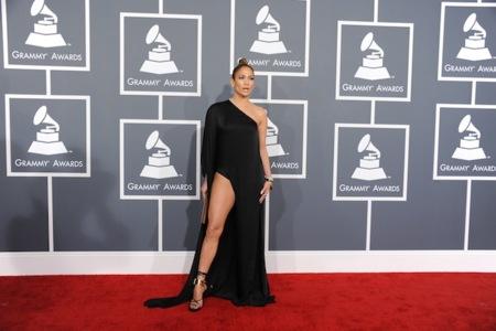 Grammy 2013, ¿la música entiende de moda? No tiene porqué. Las peor vestidas de anoche
