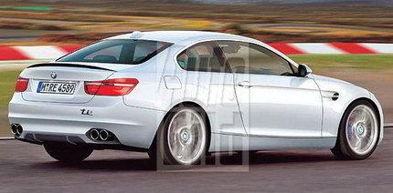 Especulación sobre el BMW Serie 3 tii