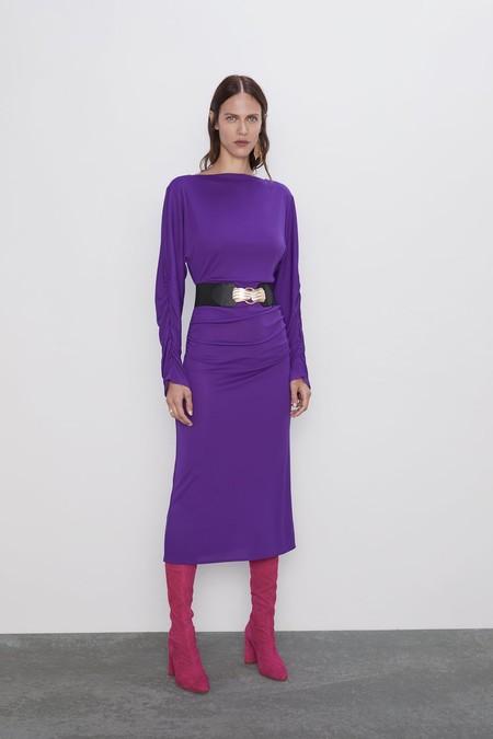 Vestido Invitada Zara 6