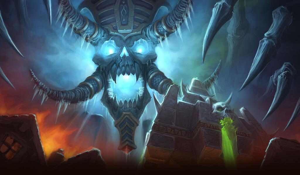 World of Warcraft Classic se actualiza con el contenido de Naxxramas, el último gran parche que recibió el juego original