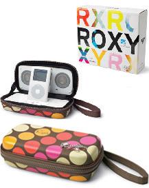 Altavoces para el iPod Roxy