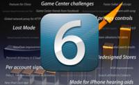 Wall Street está convencida de que iOS 6 aumentará la cuota de mercado de Apple
