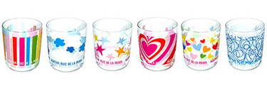Dale un toque original a tus bebidas con los diseños de Ághata Ruiz de la Prada