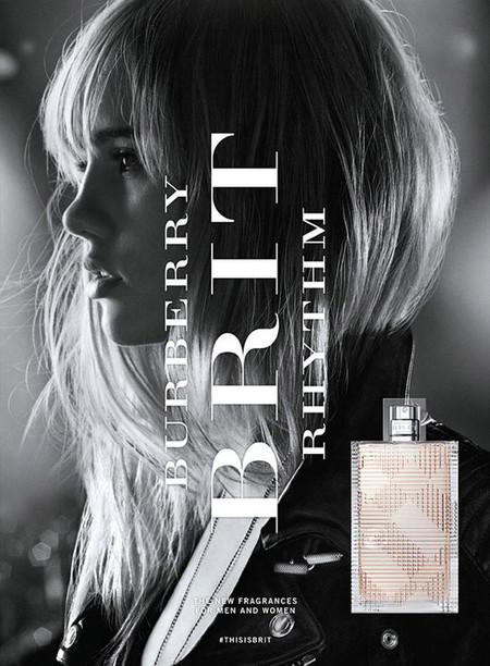 Burberry se une a YSL y a Gucci en la tendencia rock con su proyecto Burberry Brit Rhythm for Woman