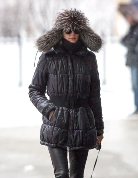 Olivia Palermo se camufla en la nieve, la nueva recluta de las socialités
