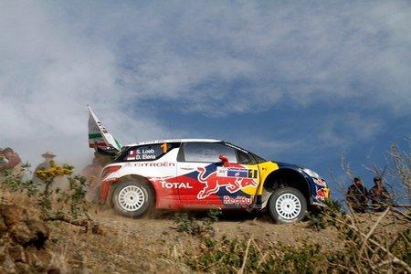 Rally de México 2012: Sébastien Loeb consigue su sexta victoria consecutiva