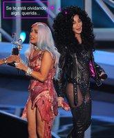 El día que Lady Gaga pasó de publicar una canción con Cher