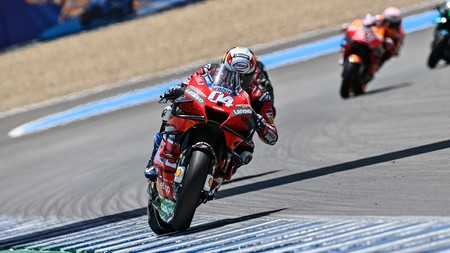 Dovizioso Jerez Motogp 2020 2