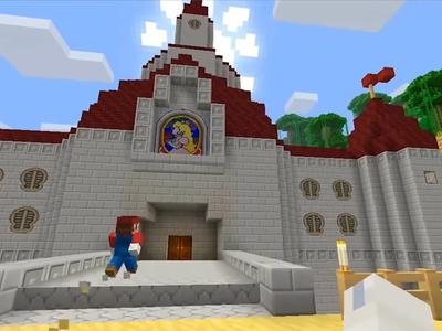 Minecraft llega en mayo a Nintendo Switch; tendrá skins y texturas inspiradas en Super Mario