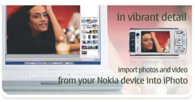 Nokia Media Transfer para Mac