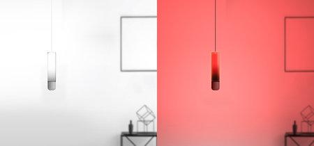 Color Swing, la lámpara que cambia de color según el entorno en el que la coloques