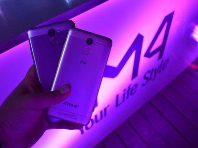 M4 Attitude e Inspiration, primeras impresiones: los primeros móviles mexicanos con sensor de huellas