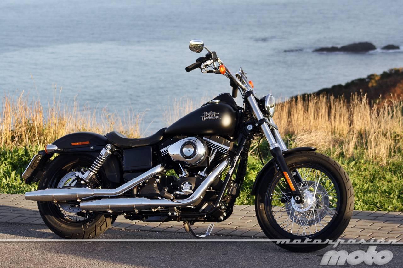 Foto de Harley Davidson DYNA Street Bob, prueba (valoración, ficha técnica y galería) (33/35)