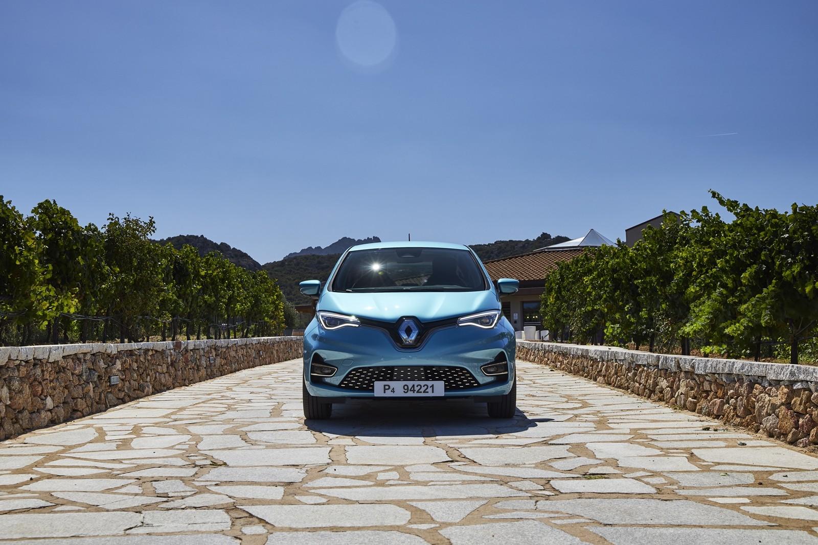 Foto de Renault ZOE 2020, prueba (29/37)