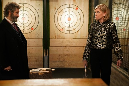The Good Fight Escena