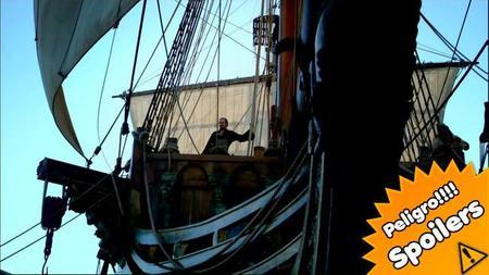 'Black Sails', sociología pirata