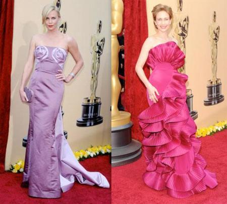 Peores looks de los Oscar 2010