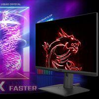 El nuevo monitor Optix G273QPF de MSI promete tiempos de respuesta de solo 1ms gracias a su panel Rapid IPS a 165 Hz