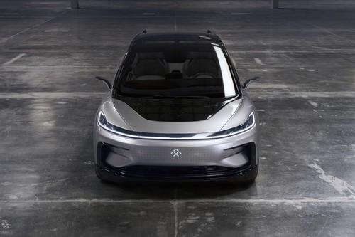 Así es el FF91 de Faraday Future, un 'Tesla Killer' con 1.050CV y más de 600 kilómetros de autonomía