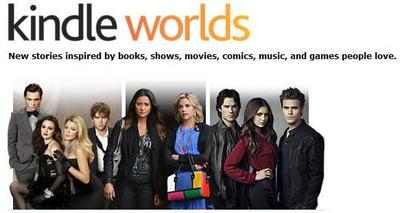 ¿Ganar dinero con los fanfictions? Desde ahora será posible con Kindle Worlds de Amazon