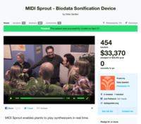 MIDI Sprout