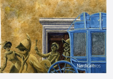 Charles Dickens nos muestra sus 'Estampas de Italia'