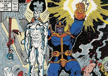 Silver Surfer volverá a los cines pero no esperes verle en 'Vengadores: Infinity War'