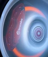 BMW utilizará frenos Brembo