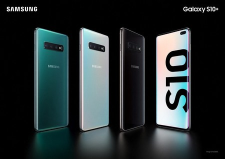 Samsung Galaxy S10 Plus 12 Gb Ram