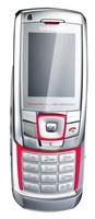 Samsung SGH-Z720M, edición Vodafone McLaren