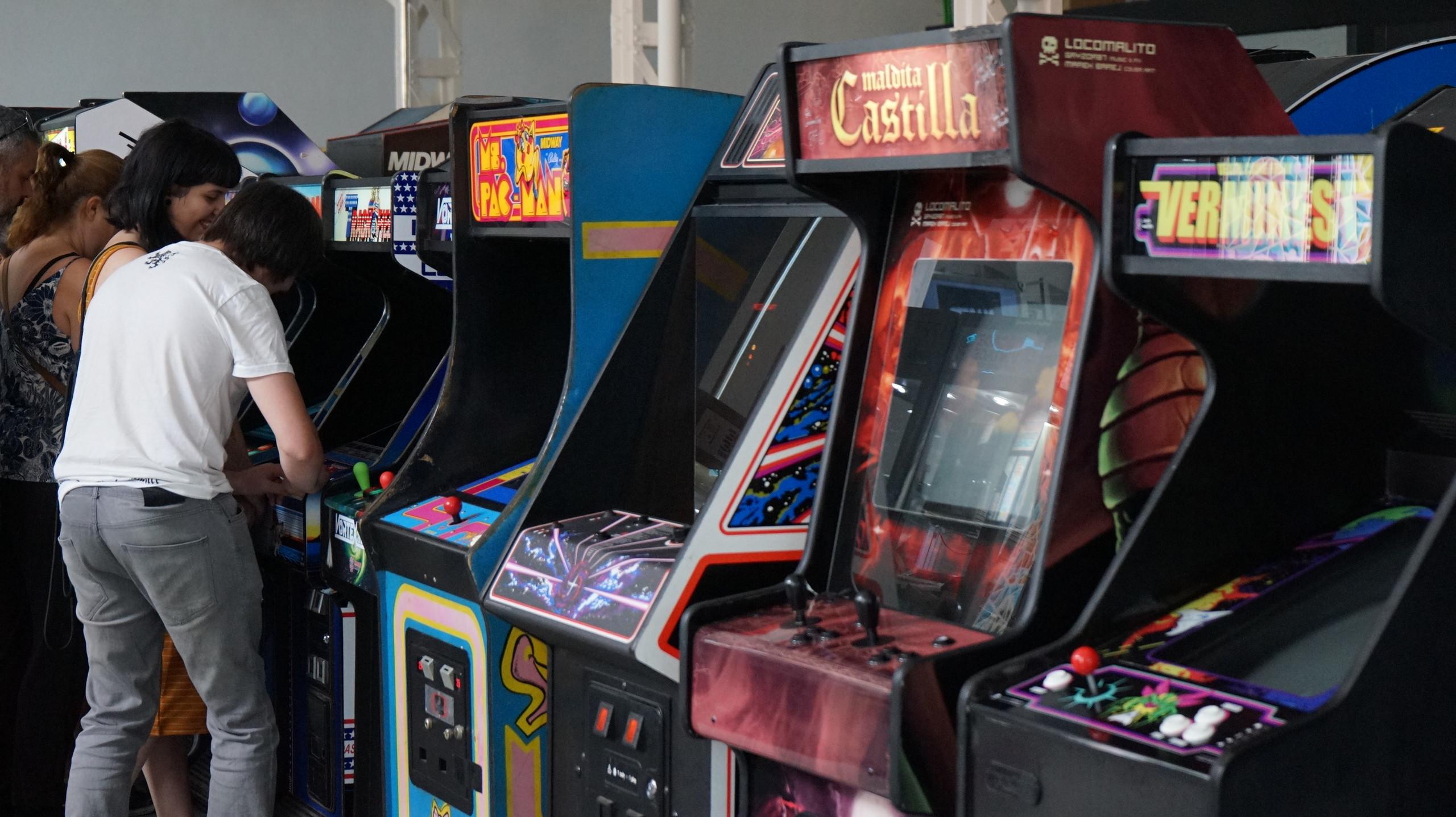 Foto de Museo máquinas Arcade (34/46)