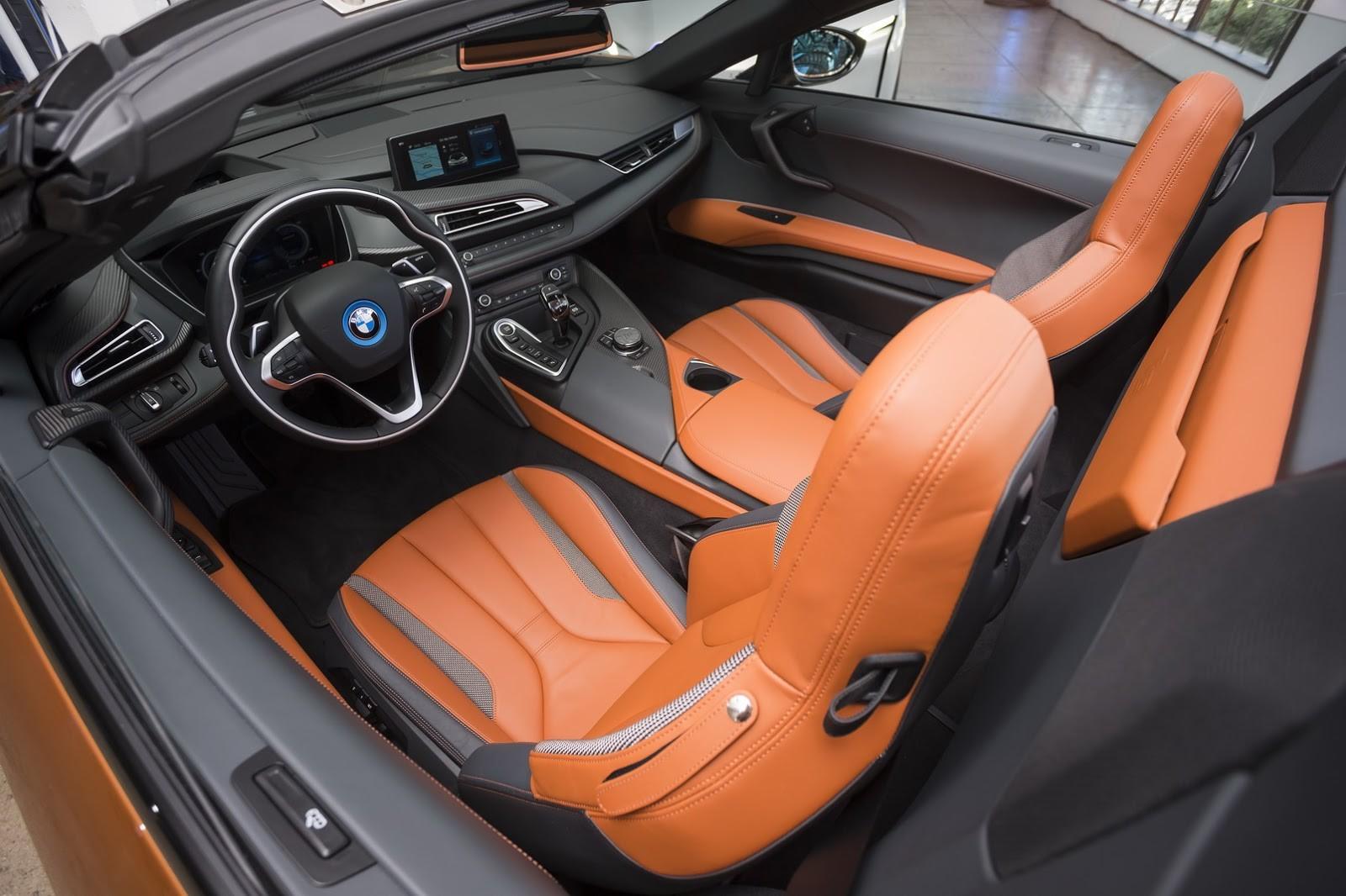 Foto de BMW i8 Roadster (primeras impresiones) (12/30)