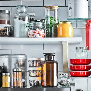 Cocinas siempre en orden, gracias a estos 12 artículos de Ikea