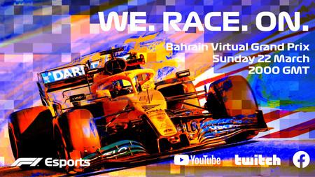 F1 Esport Barein 2020