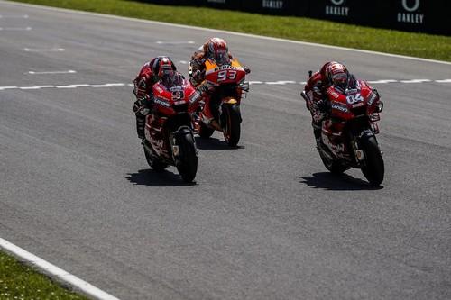 Danilo Petrucci quiere  ser el líder de Ducati en el segundo asalto contra Marc Márquez