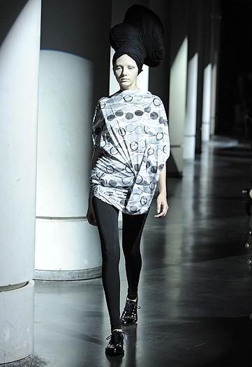 Foto de Junya Watanabe, Primavera-Verano 2010 en la Semana de la Moda de París (11/13)