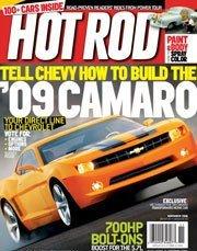 Los secretos del Saleen Camaro de 'Transformers'