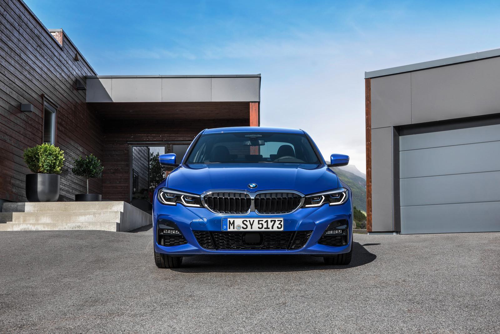 Foto de BMW Serie 3 2019 (24/131)