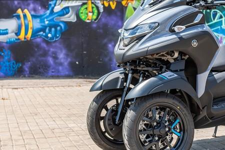 Yamaha Tricity 300 2020 Prueba 039