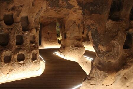 Las Cuevas de los Cien Pilares de Arnedo lucen renovadas