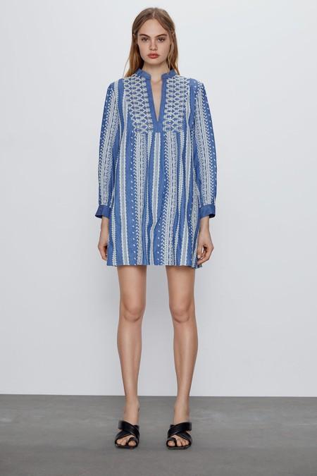 Vestidos Boho De Zara 8