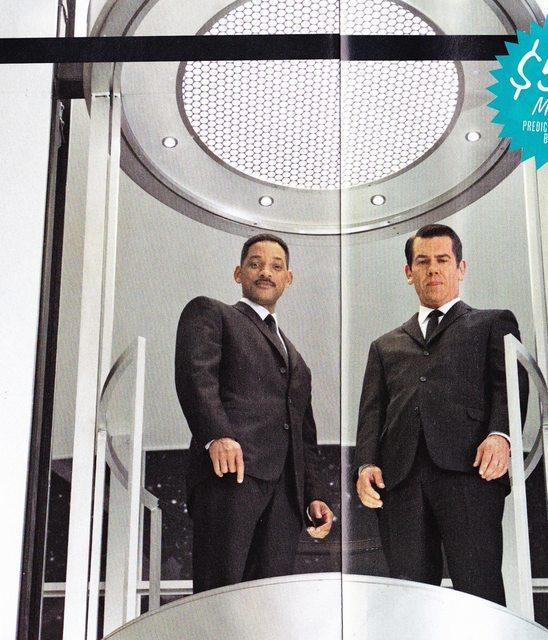 'Men in Black 3', últimas imágenes