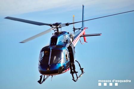 Helicoptero Mossos 2