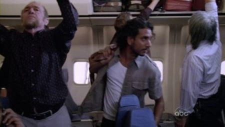 Avión - Sayid