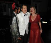 El cumpleaños de Mario Testino se convierte en la mejor pasarela con Naomi Campbell y Kate Moss