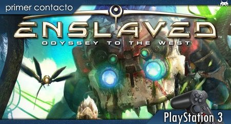 'Enslaved: Odyssey to the West'. Primer contacto