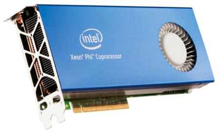 Intel Xeon Phi, le quiere entrar a la supercomputación