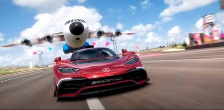 Forza Horizon 5 Mercedes Amg One 7