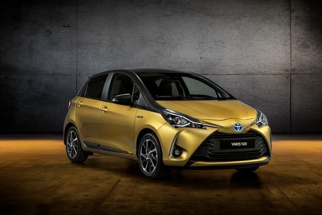 El Toyota Yaris cumple 20 años y lo celebra con una edición especial