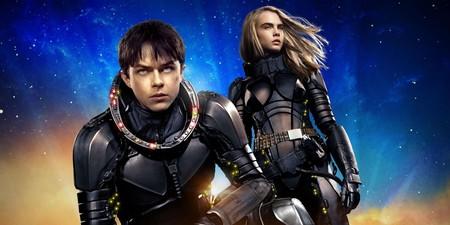 'Valerian y la ciudad de los mil planetas', nuevo tráiler de la adaptación del cómic que inspiró Star Wars